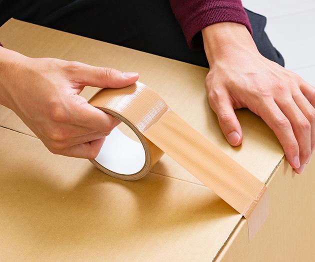 STEP2:必要書類の記入・梱包