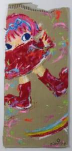 世界が注目する若手芸術家:ロッカクアヤコ2
