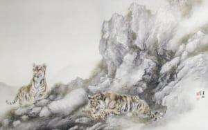 虎を極めた孤高の画家 大橋翠石