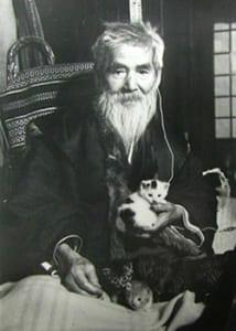 熊谷守一 -仙人と呼ばれた画家-