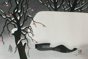 木版画の巨匠 斎藤清