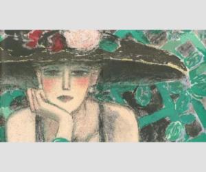 故郷でなく日本で先に評価された画家 カシニョール