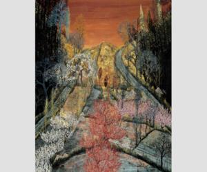 ジャポニスムの画家「平松礼二」