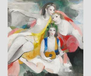 独自の表現を切り開いた画家 マリー・ローランサン