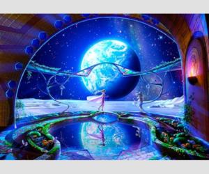 宇宙と神話の世界を描くアーティスト KAGAYA